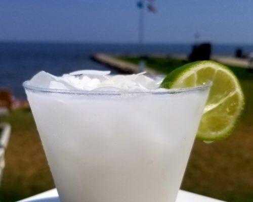 Coconut Lime Drink Image